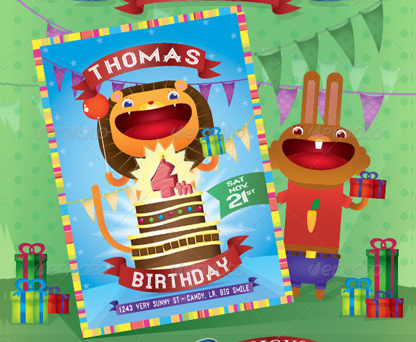 3 Printable Happy Birthday Posters