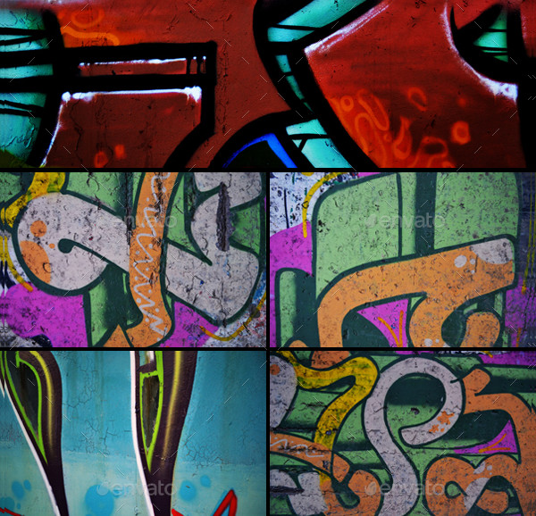 Amazing Graffiti Backgrounds