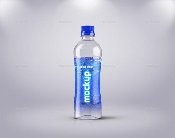 Water Bottle Label Templates  Free  Premium Download
