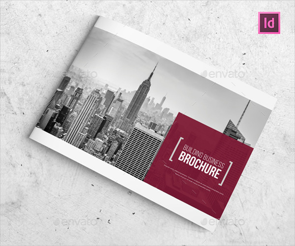Architecture Business Brochure Template
