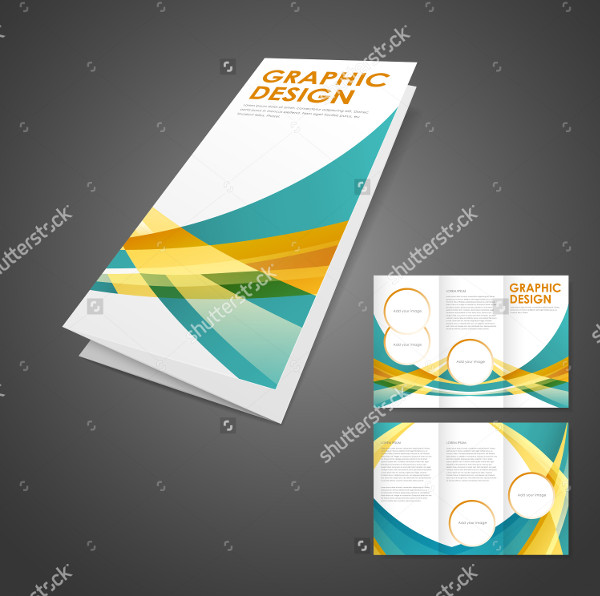 Graphic Design Brochure Template