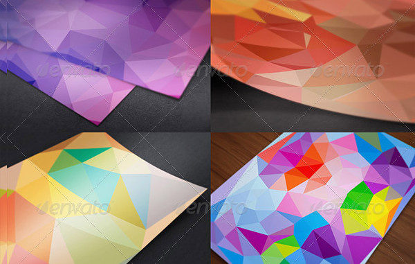Geometric Backgrounds or Textures