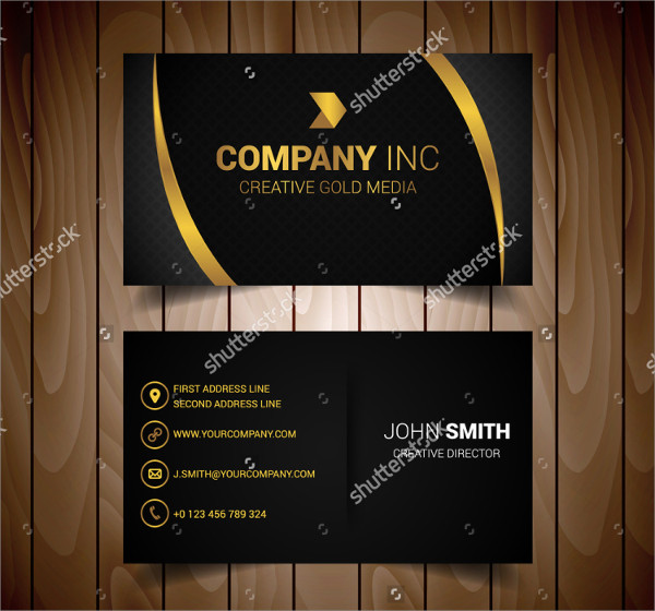 Classy Business Card Design