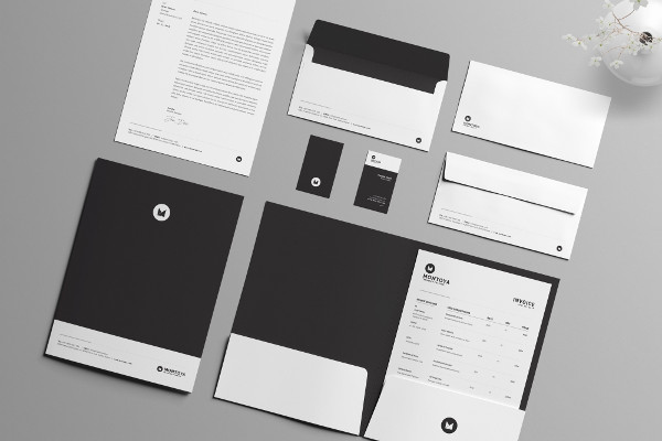 Branding Pack Corporate Identity Kit