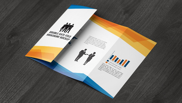 31 brochure mockup templates free premium download for Brochure design mockup