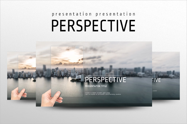 Business Perspective Template