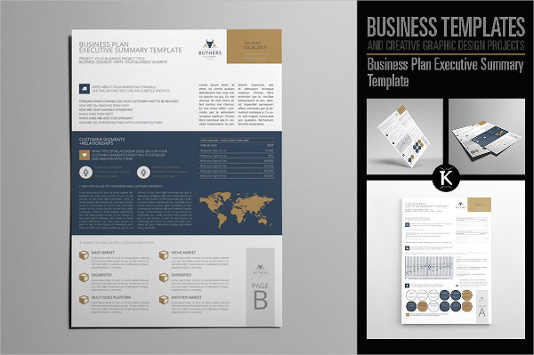 21 business plan templates free premium download. Black Bedroom Furniture Sets. Home Design Ideas