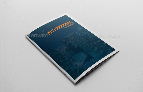 Business Indesign Proposal Template