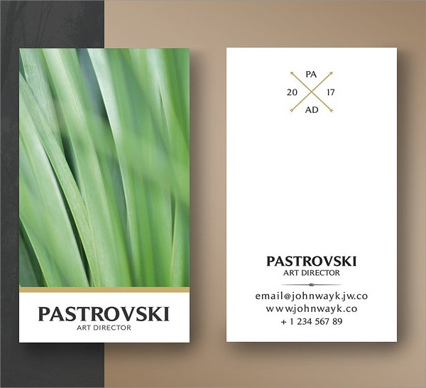 Elegancy Business Card Template