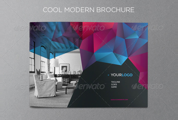 Cool Modern Brochure Template