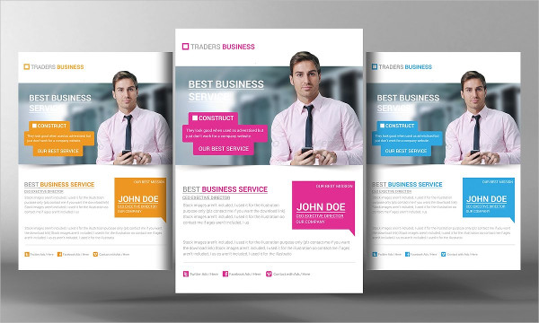 Best business flyers yelomdiffusion 29 business flyer templates free premium download cheaphphosting Image collections