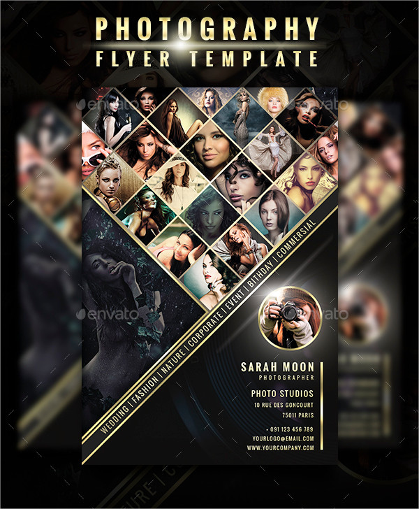 33 Photography Flyer Templates Free Amp Premium Download
