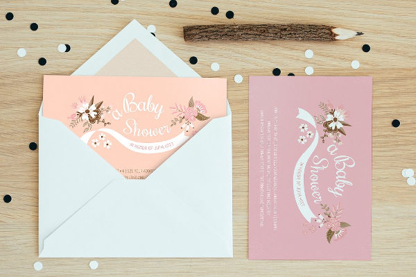 Creative Baby Shower Thank You Cards