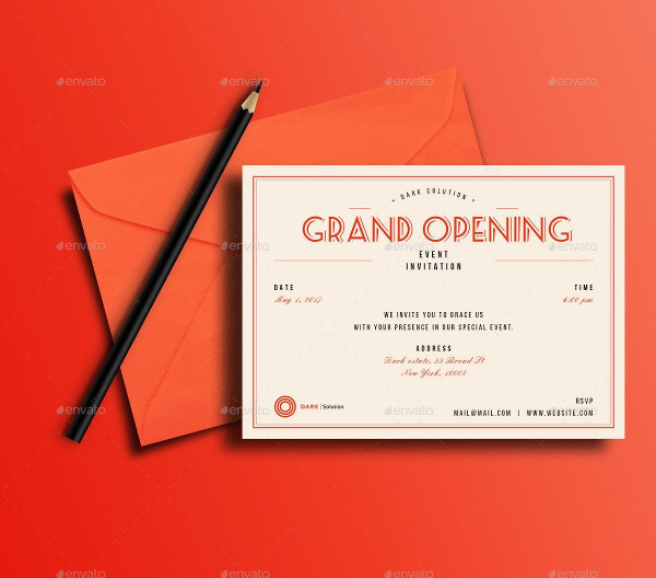 31 Invitation Card Templates Free PSD AI EPS Format Download – Event Card Template