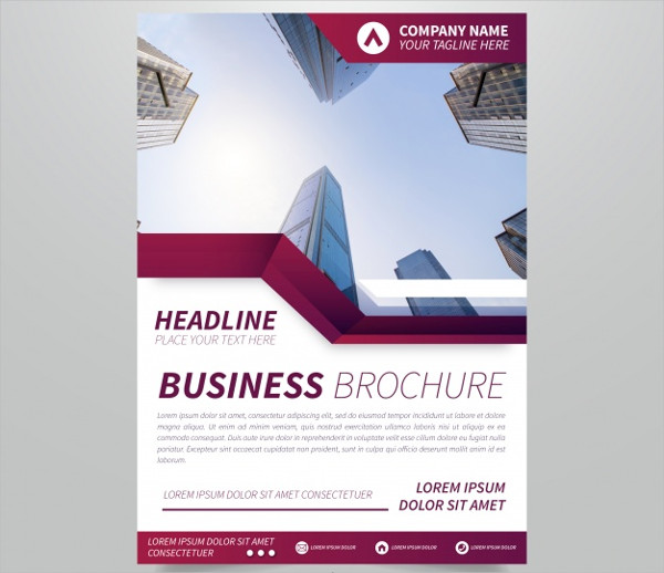 elegant brochure templates - 21 company brochure templates free premium download
