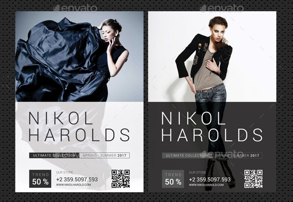 Fashion Poster Design