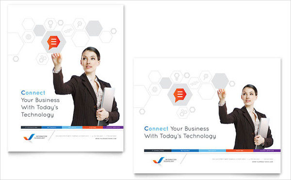 Free Corporate Poster Templates