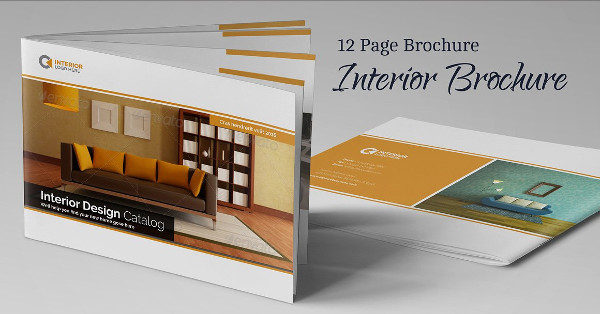 InDesign Interior Brochure Template