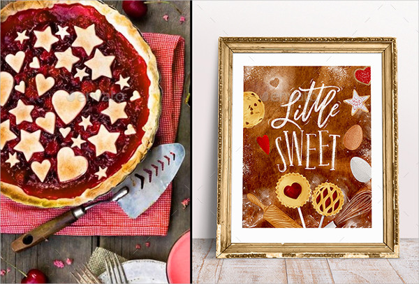 Modern Bakery Posters