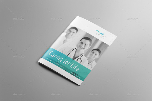 Modern Medical Brochure Design
