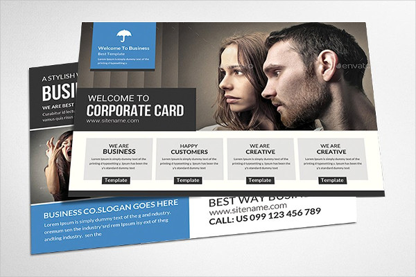 25 business postcard templates free premium download multi use business postcard templates cheaphphosting