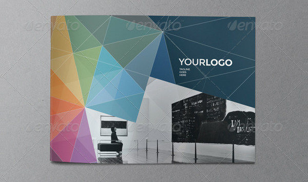 Multicolor Modern Brochure Template