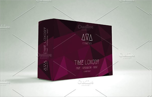 Box template 25 free psd ai eps vector format download for Soap box design template