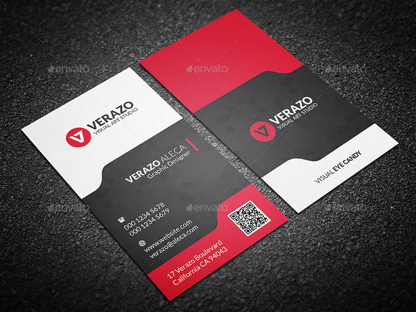 Print Business Cards Design