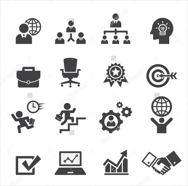 Best Business Icon Set