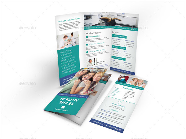 Clean Print Bundle for Dental Business