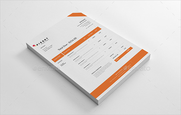Editable Business Invoice Templates