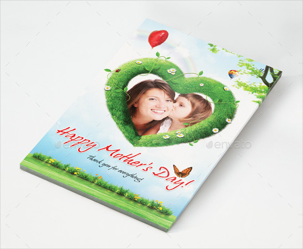 Editable Mother's Day Flyer or Greeting Card