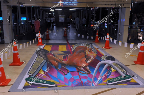 Graffiti 3D Street Art