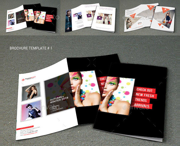 Latest Fashion Brochures Bundle