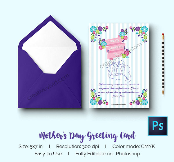 Free Download Mother's Day Greeting Cards