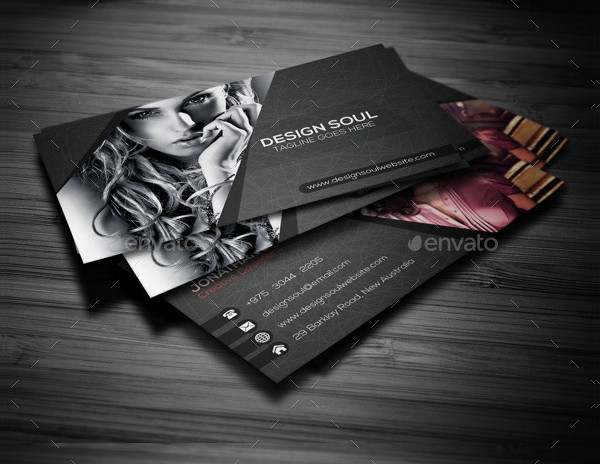 37  photography business card templates