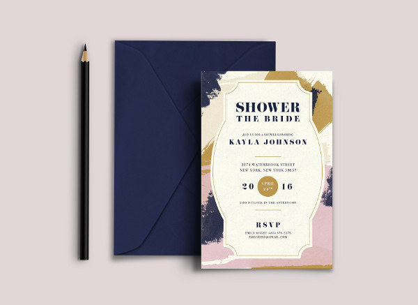Perfect Bridal Shower Invitations