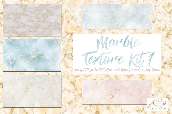 Photoshop Marble Textures Kit Download