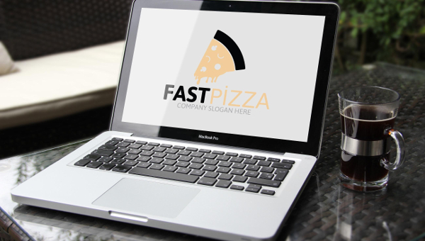 Pizza Shop Logo Templates