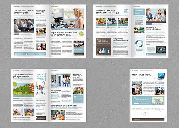 27 Business Newsletter Templates Free Premium Download