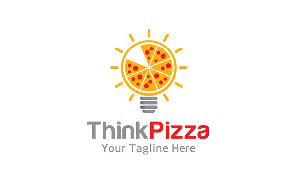 Smart Pizza Logo Template