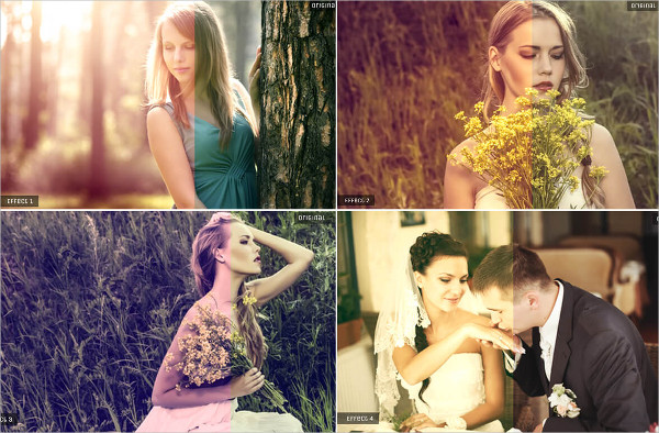 12 Free Fashion Photoshop Actions
