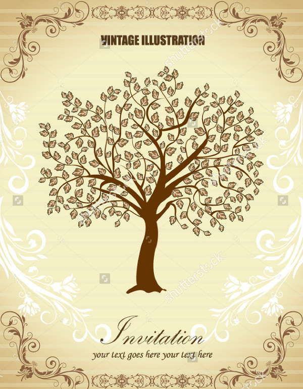 Family Reunion Invitation Templates  Free  Premium Download
