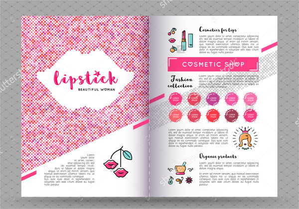 products catalogue template