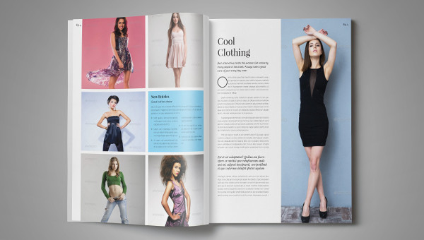 21+ Fashion Product Catalog Templates - Free & Premium Download