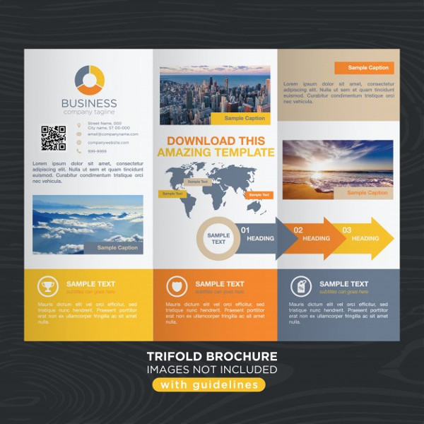 Travel Brochure Templates Free Premium Download - Travel brochure template