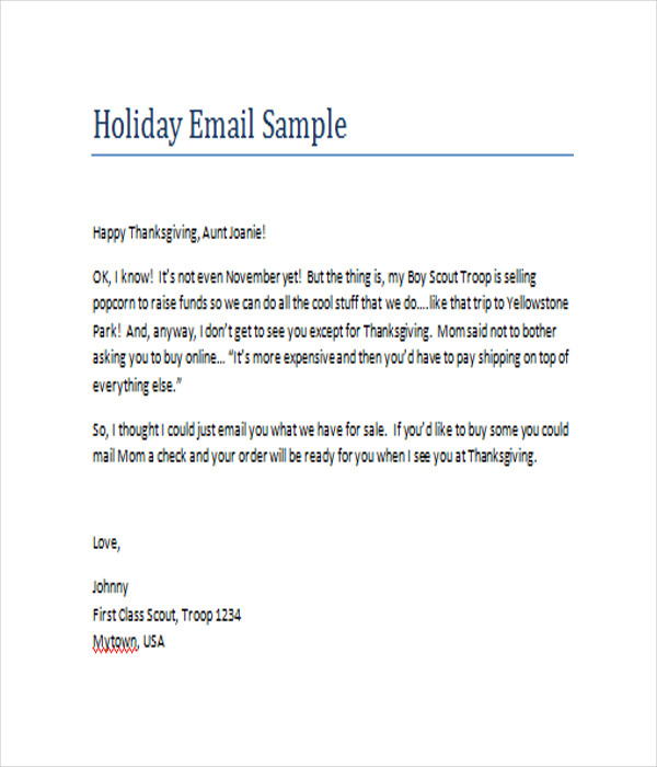 Email Templates - 10+ Free Word, PDF Documents Download