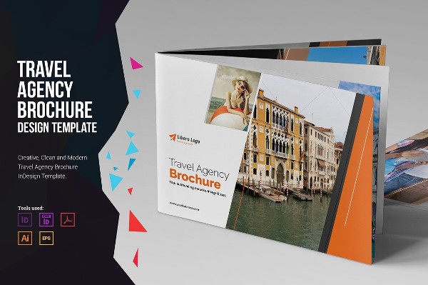 25 travel brochure templates free premium download for Travel brochure design templates