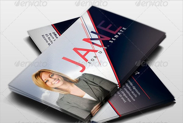 13+ Political Business Card Templates - Free & Premium ...