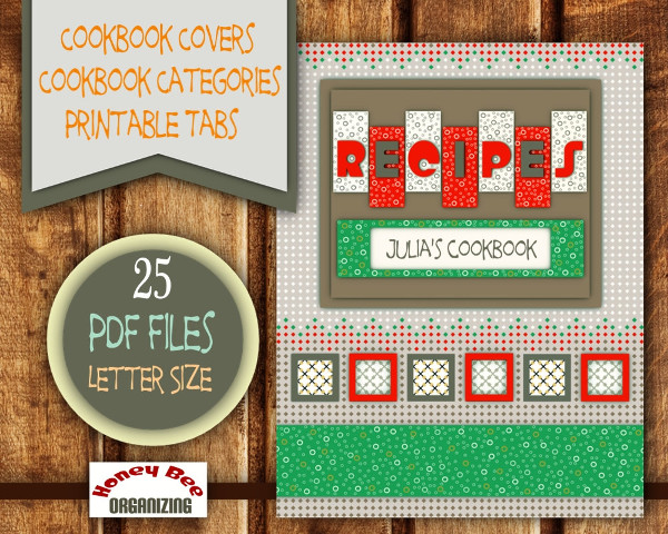 Cookbook Template 23 Free PSD AI EPS Vector Format Download – Cookbook Template